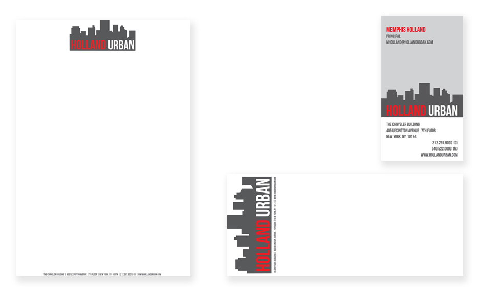 Logo/ Letterhead/ Business Card/ Envelope