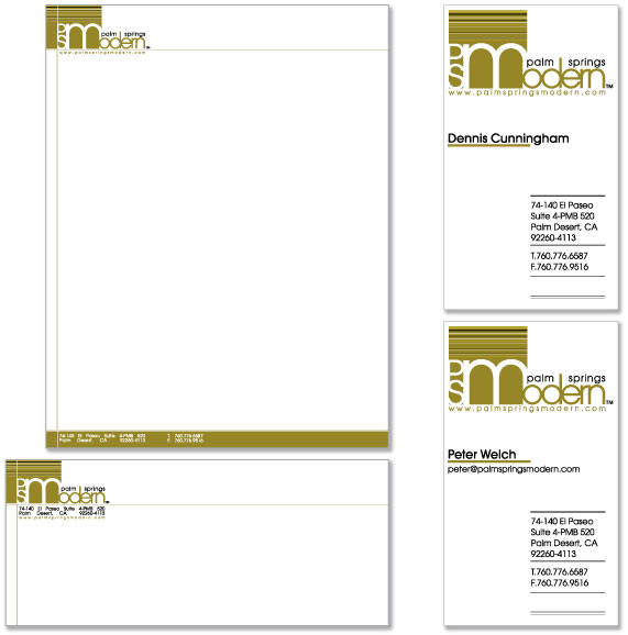 Logo/ Letterhead/ Envelope/ Business Card
