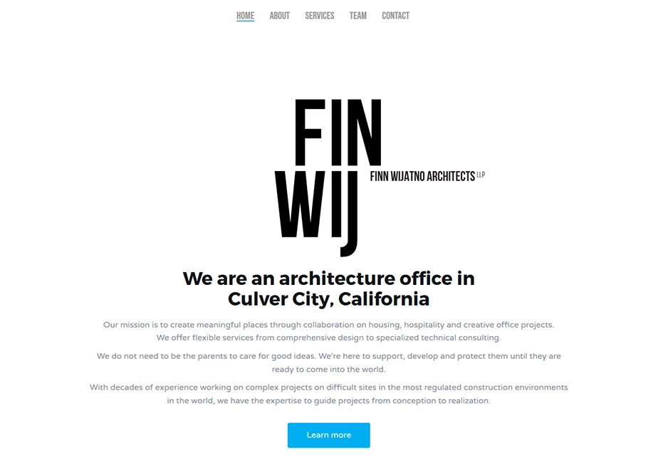 FINWIJ Website